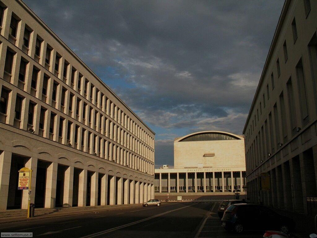 Roma palazzo dei congressi foto 79