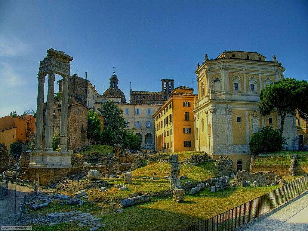 Roma foto piscario foto 80