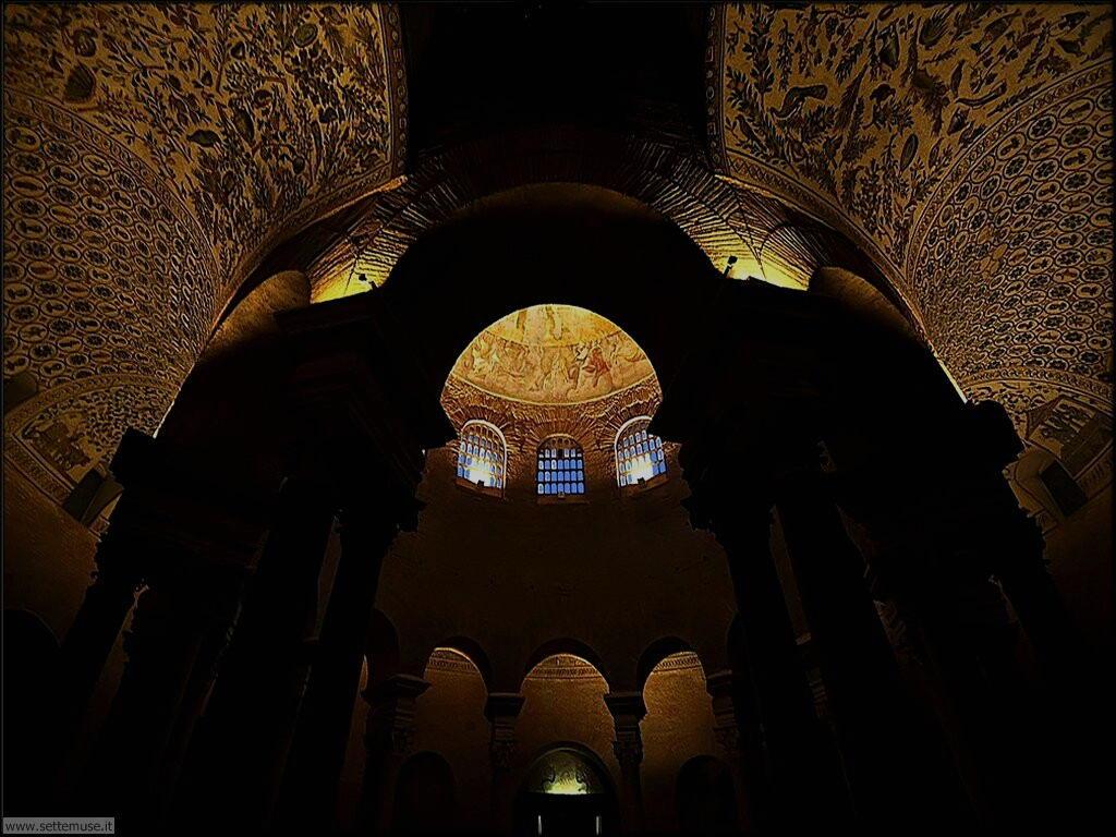 Roma chiesa santa costanza foto 83