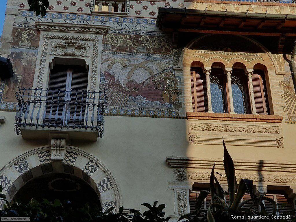 Roma quartiere coppede