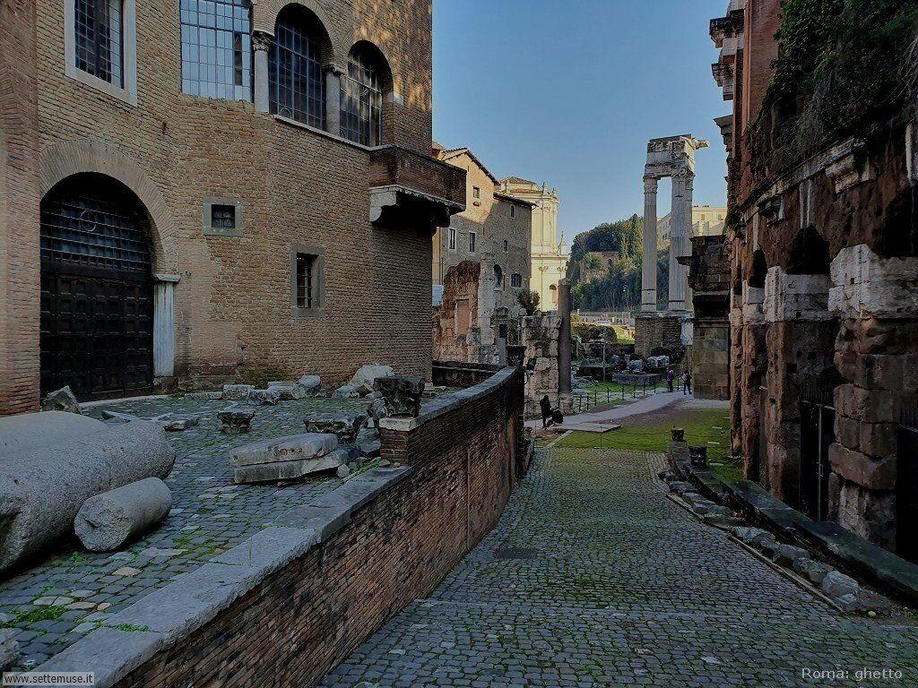 Roma ghetto