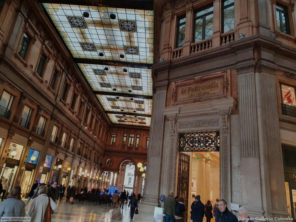 Roma galleria colonna