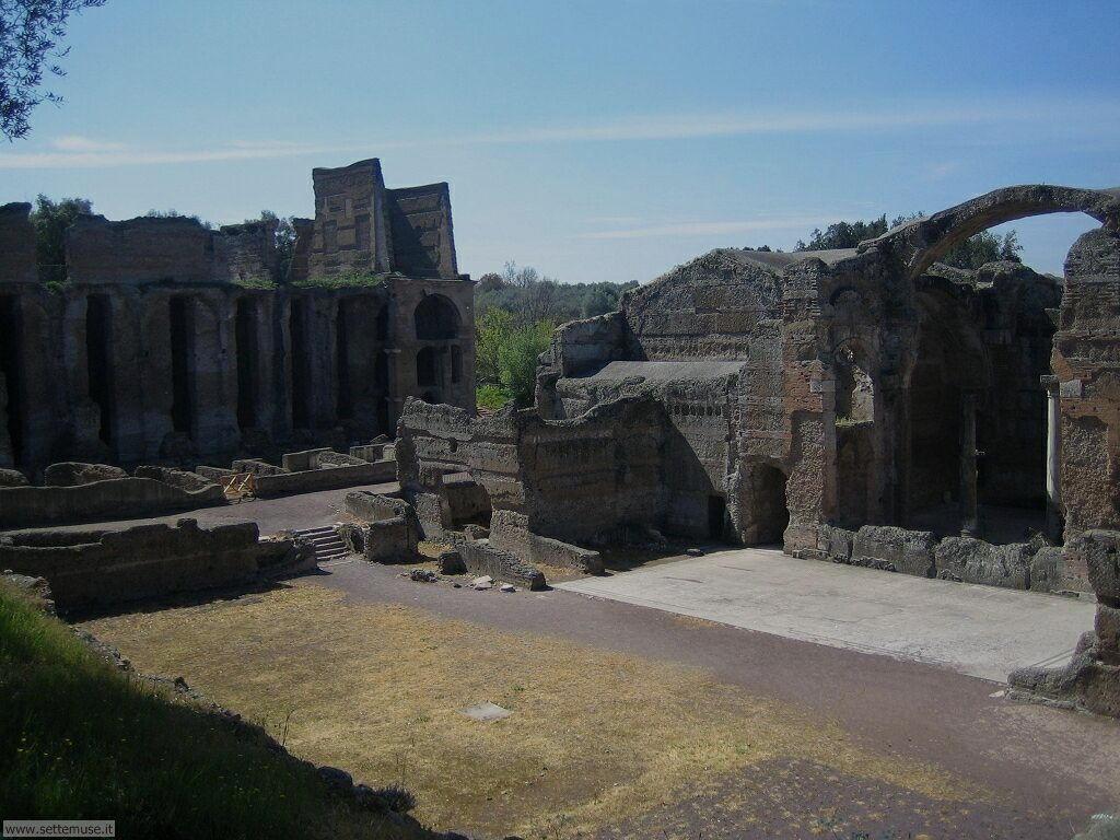 Foto di Tivoli villa adriana038