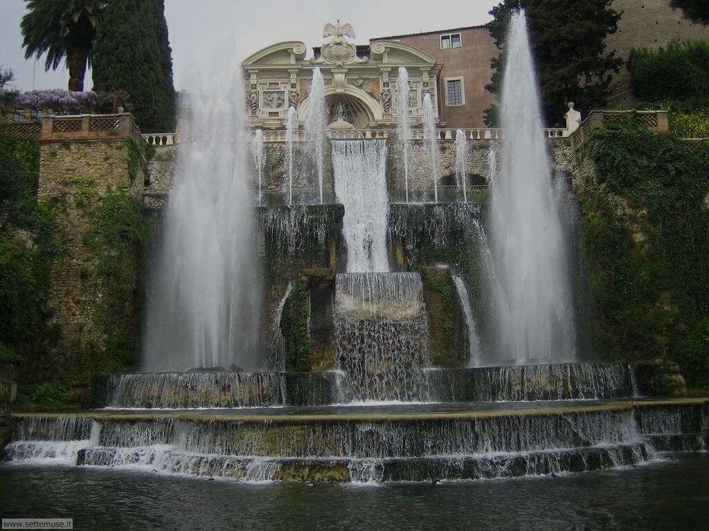 Foto di Tivoli villa d'este 044