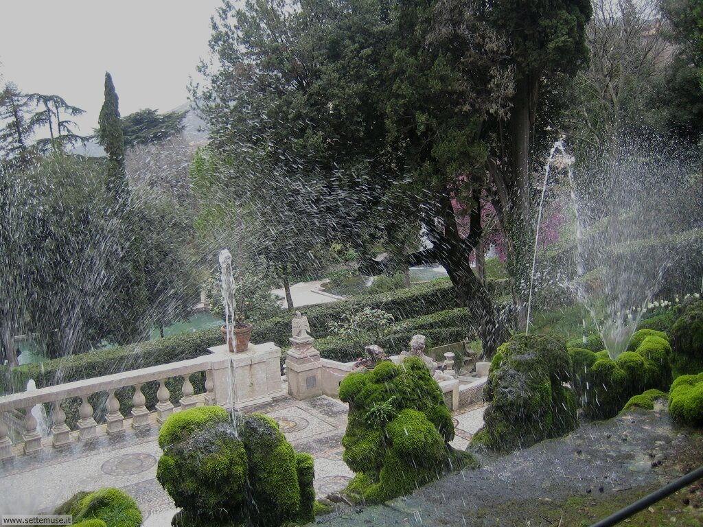 Foto di Tivoli villa d'este 045