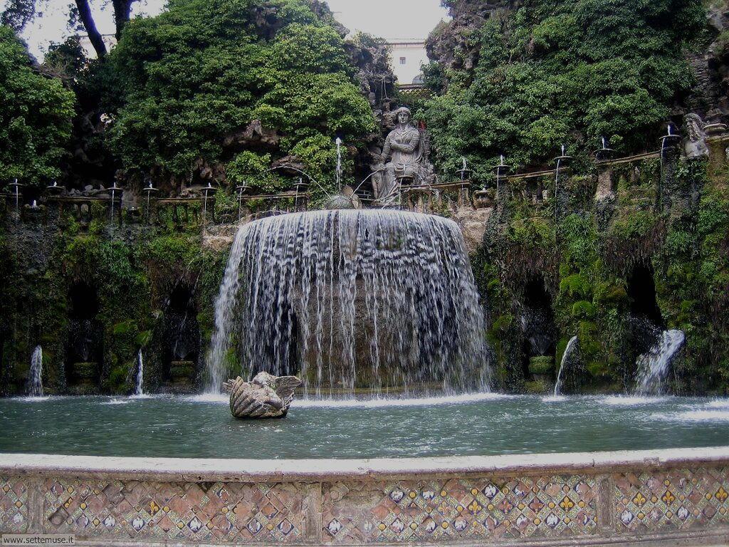 Foto di Tivoli villa d'este 046