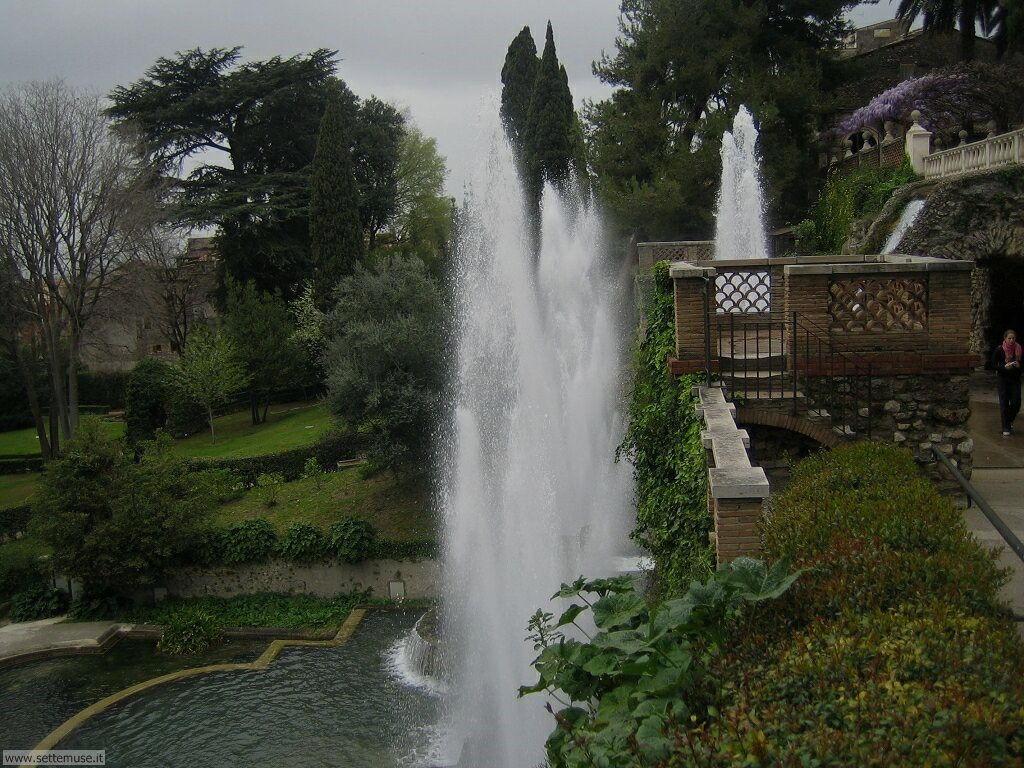 Foto di Tivoli villa d'este 047