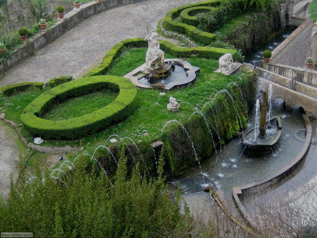 Foto di Tivoli villa d'este 048