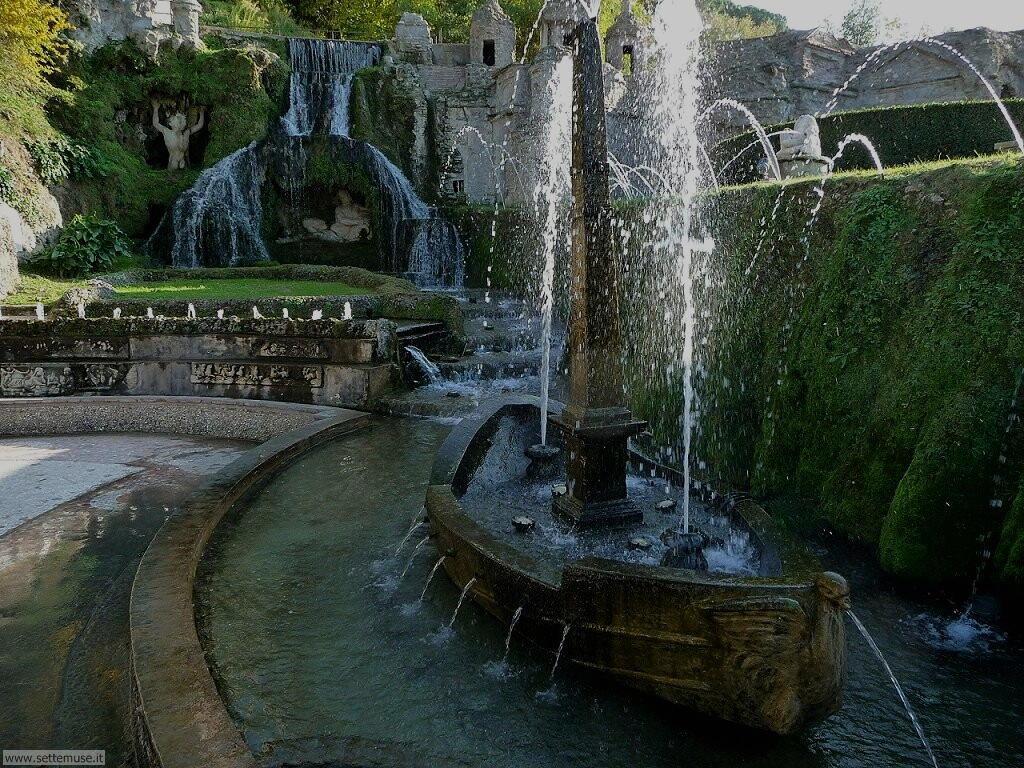 Fontana  Ville Romane