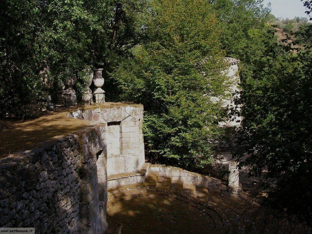 Bomarzo giardino delle statue foto 45