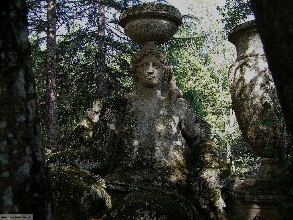 Bomarzo giardino delle statue foto 47