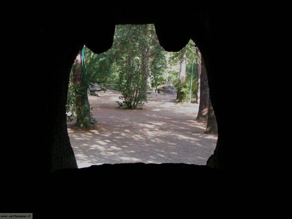 Bomarzo giardino delle statue foto 54