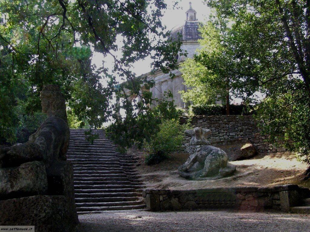 Bomarzo giardino delle statue foto 60