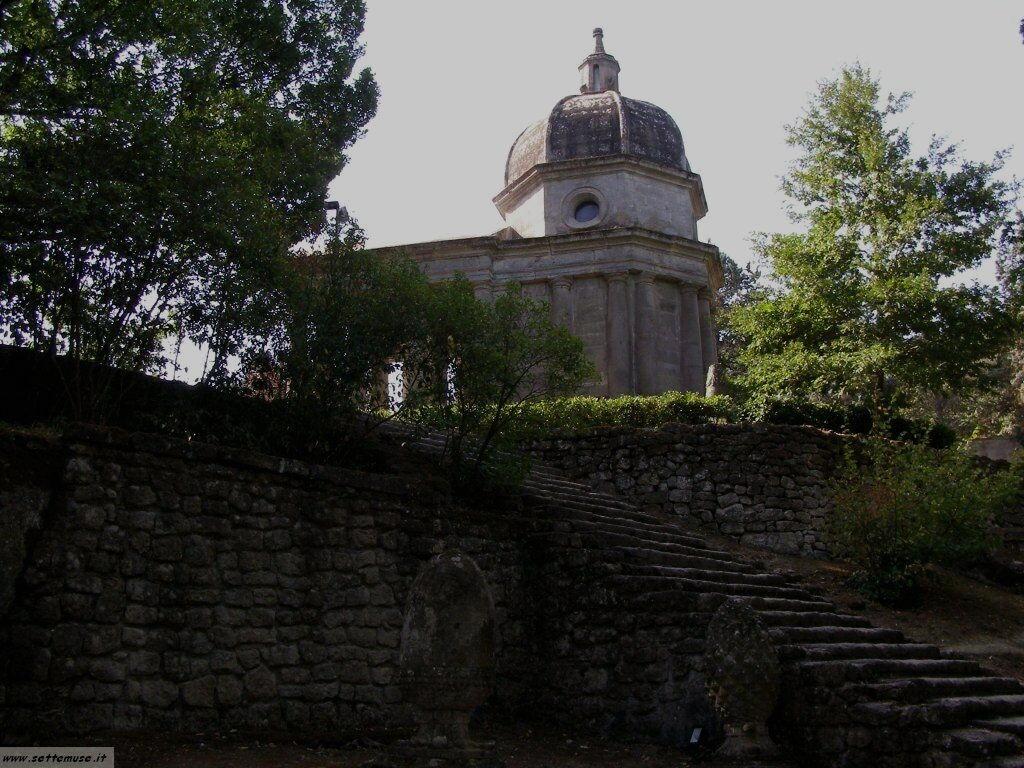 Bomarzo giardino delle statue foto 63