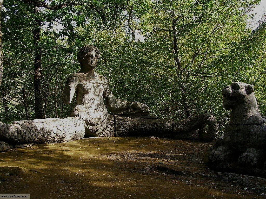 Bomarzo giardino delle statue foto 65