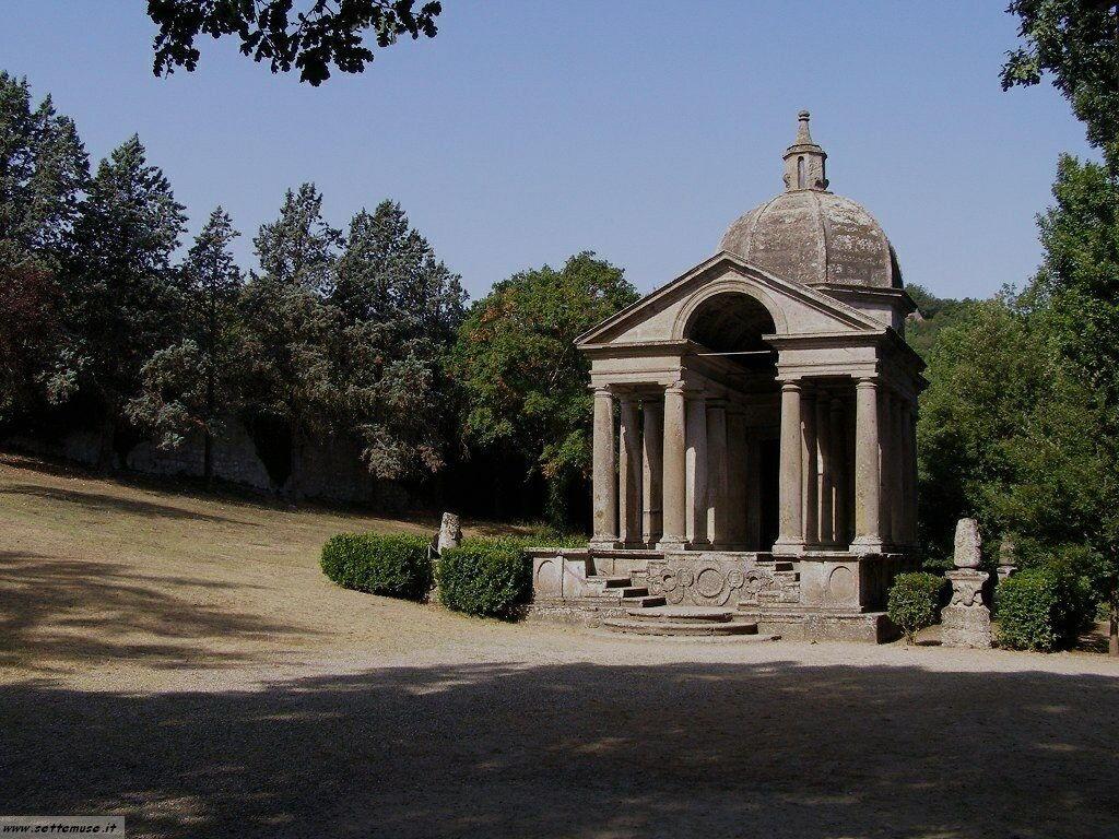 Bomarzo giardino delle statue foto 67