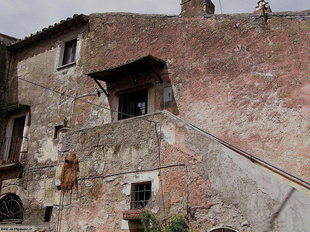 Calcata borgo foto 48