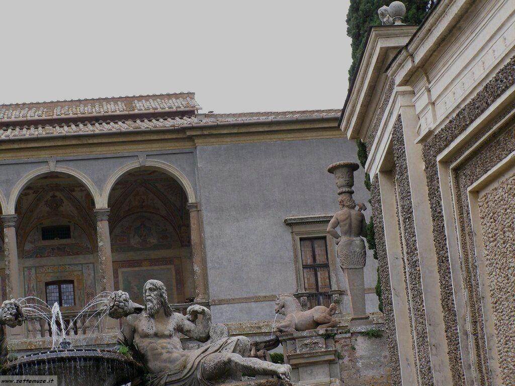 Caprarola palazzo farnese foto 34