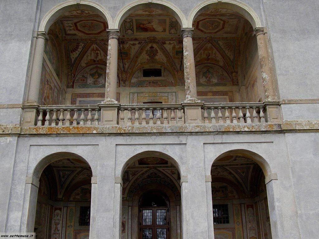 Caprarola palazzo farnese foto 44