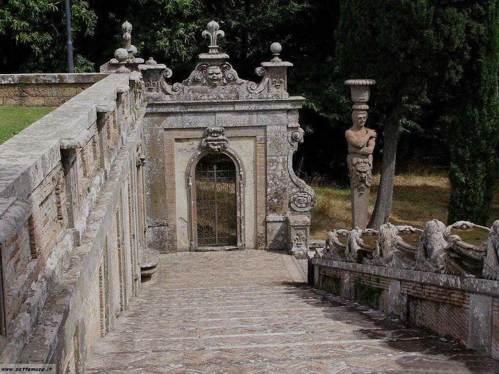 Caprarola palazzo farnese foto 51