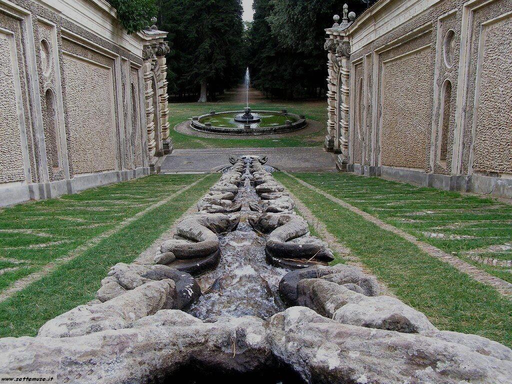 Caprarola palazzo farnese foto 56