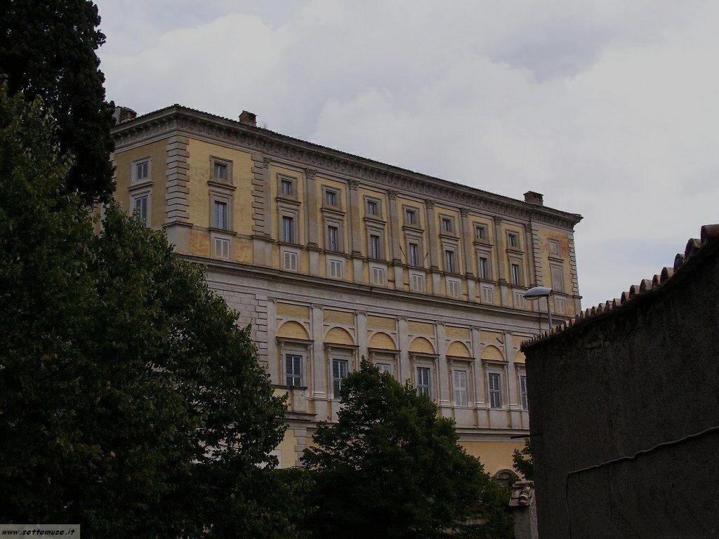 Caprarola palazzo farnese foto 67