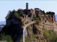 Borgo di Civita Bagnoregio (Viterbo)