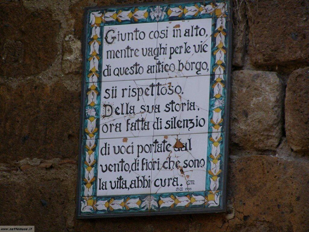 Civita Bagnoregio foto 34