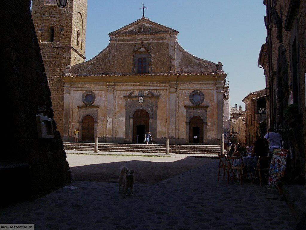 Civita Bagnoregio foto 36