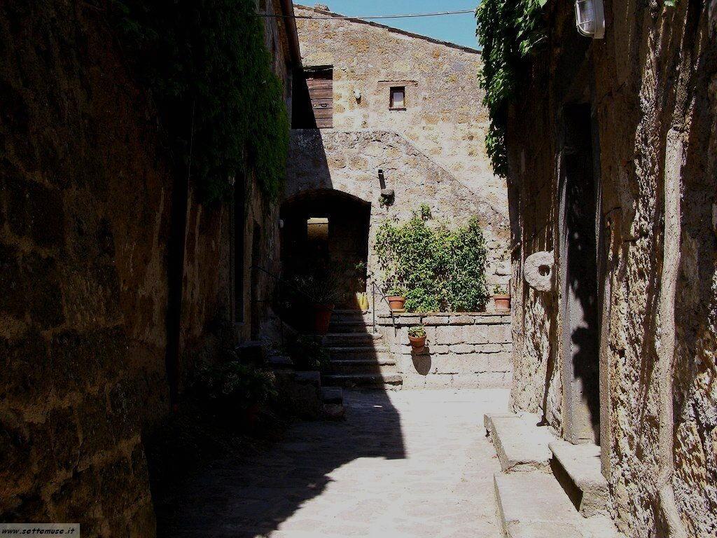 Civita Bagnoregio foto 55