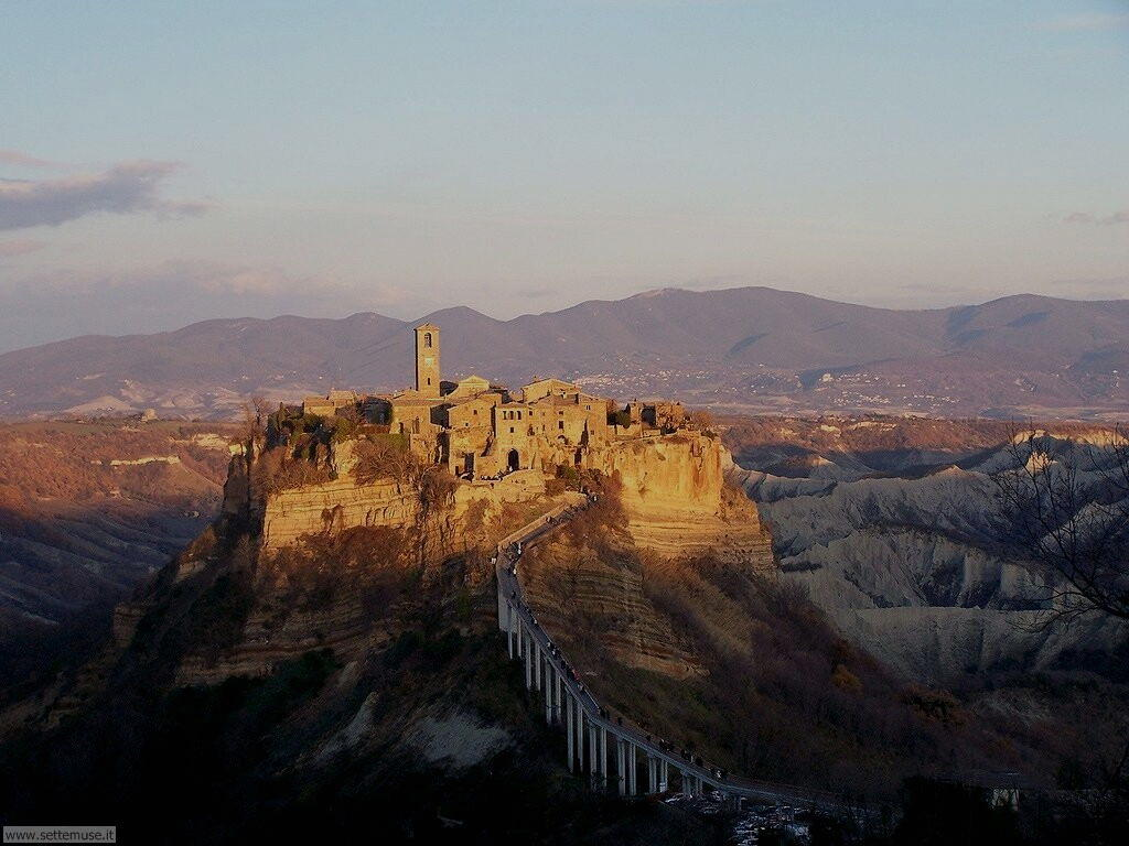 Postcards from Italy 2012: Civita di Bagnoregio