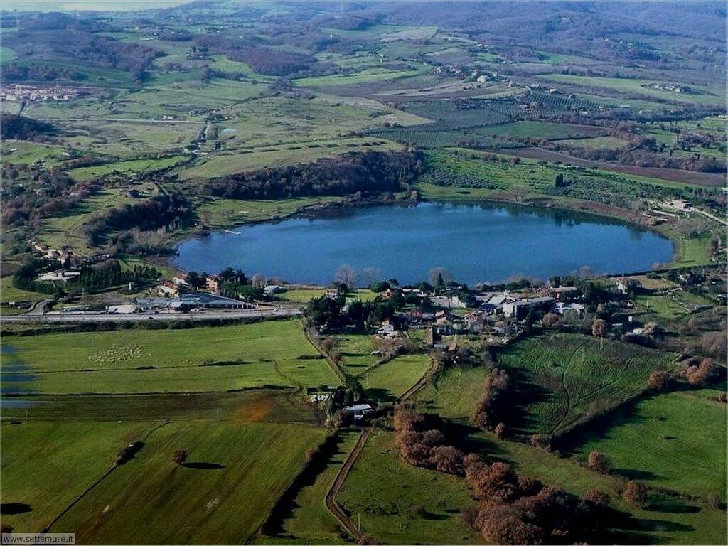 Viterbo lago di Monterosi guida e foto