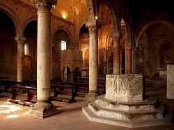 Fonte Battesimale di Santa Maria Maggiore a Tuscania