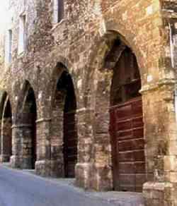 Anagni - Foto di Case Medievali