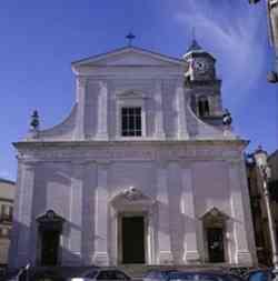 Frosinone - Cattedrale di Santa Maria Assunta
