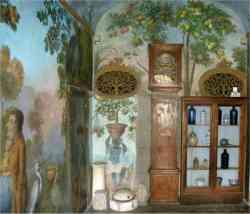Certosa di Trisulti Affresco del  Filippo Balbi