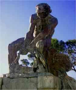 Latina - Monumento al Bonificatore