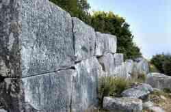 Promontorio del Circeo - Mura Megalitiche