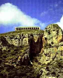 Terracina - Monte Sant'Angelo