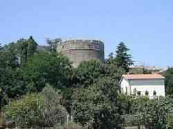 Anguillara Sabazia - Torre e Bastioni
