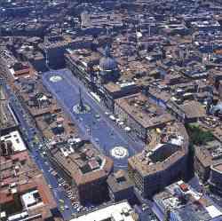 Roma - Piazza Navona - Vista d'insieme