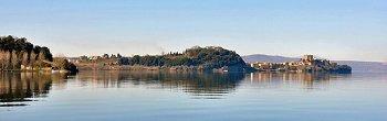 Panorama del Lago di Bolsena 3