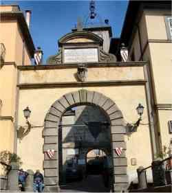 Soriano nel cimino viterbo guida e foto 1 - Porta romana viaggi ...