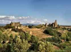 Tuscania - Mura e Torre di Lavello