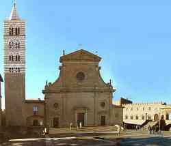 Viterbo Duomo di S.Lorenzo