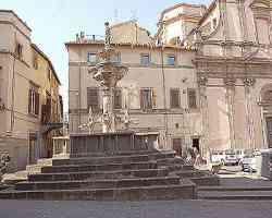 Viterbo Piazza Fontana Grande