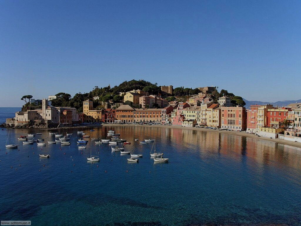 Liguria da vedere varie localita
