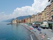Spiaggia e litorale Camogli