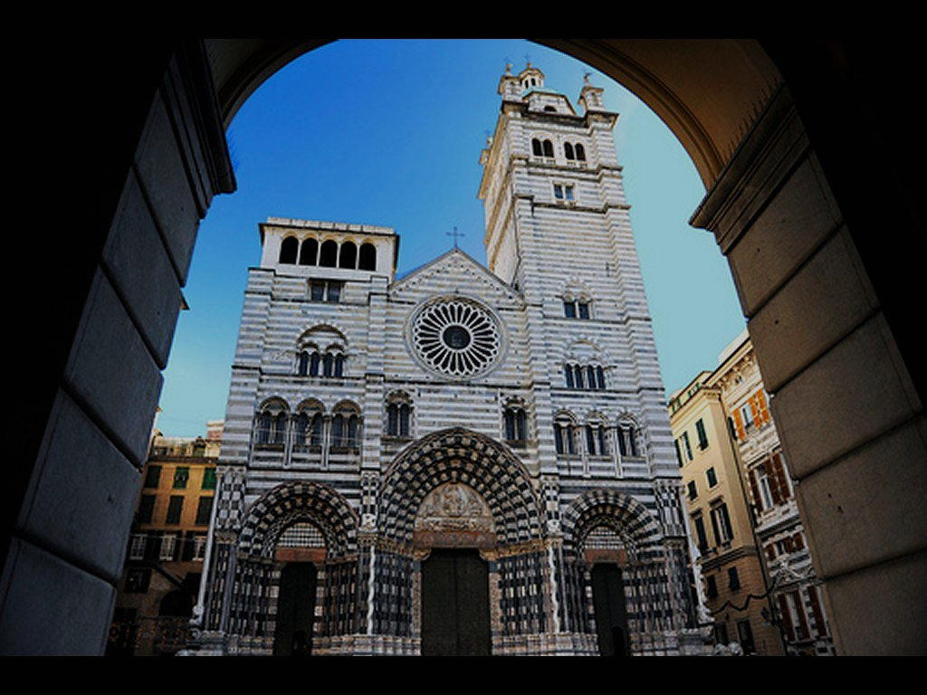 arte genova 001 cattedrale san lorenzo