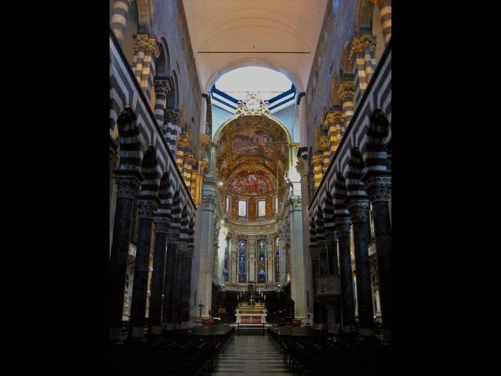 arte genova 002 cattedrale san lorenzo
